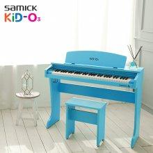 [견적가능] 삼익 키즈피아노 어린이 디지털피아노 KiD-O3 블루