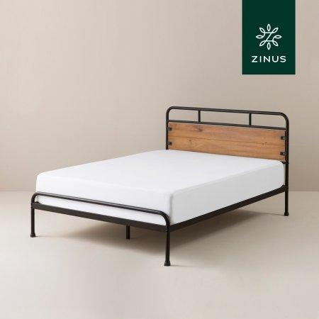 산타페 하이브리드 침대 프레임 (슈퍼싱글)