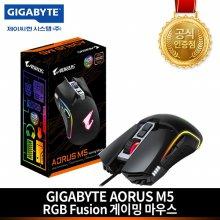GIGABYTE AORUS M5 RGB Fusion 게이밍 마우스