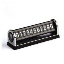 톡톡 주차번호판(삼각 주차번호판) 아치형_1937B0