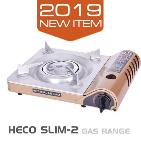 헤코 슬림 2 가스렌지(크레이터 슬림 2 신형) R190207C