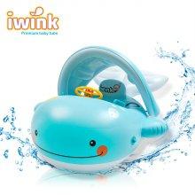 프리미엄 물놀이용 대형 아기 보행기 튜브 고래