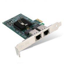 인텔 기가비트 듀얼포트 티밍 랜카드 NEXT-362DCP EX