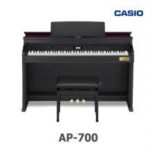 [히든특가] 카시오 디지털피아노 셀비아노 AP-700 (높낮이의자포함)