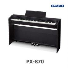 [히든특가] 카시오 디지털피아노 Privia PX-870_블랙