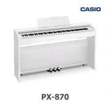 [히든특가] 카시오 디지털피아노 Privia PX-870_화이트