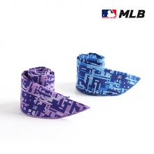 MLB NY 버튼 쿨스카프 쿨빵빵이 냉감머플러 블루