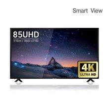 216cm UHD TV J85PE (스탠드형 설치)