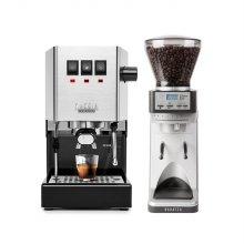 [5%추가쿠폰&사은품증정]클래식 Pro 커피머신+바라짜 세테30 그라인더
