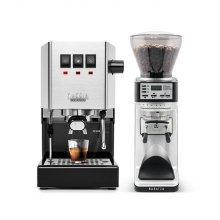 [5%추가쿠폰&사은품증정]클래식 Pro 커피머신+바라짜 세테270Wi 그라인더