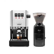 [5%추가쿠폰&사은품증정]클래식 Pro 커피머신+바라짜 마에스트로 그라인더
