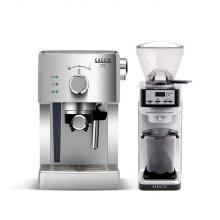 [5%추가쿠폰&사은품증정]비바 프레스티지 커피머신 + 세테 30 그라인더 SET
