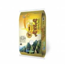[20년산] 영암농협 하이아미 달마지쌀 골드 10kg/유기농/특등급