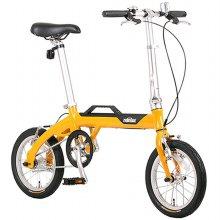 아사히자전거 아웃트렁크 알루미늄재질 가벼움 색상엘로우※고객조립필요