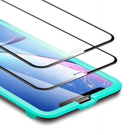 아이폰11 Pro 5X 풀커버 3D 강화유리 2팩