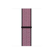 40mm 핑크 블라스트/트루 베리 Nike 스포츠 루프