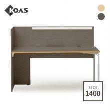 [코아스]1400 스크린데스크+A스크린 OSD1404SNA