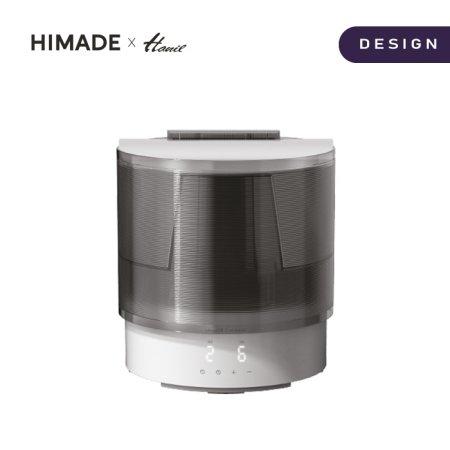 [AR체험][한일x하이메이드] 간편세척 가습기 HMD-HL25W (초음파식/2.5L/약 10시간 연속 가습/8시간 타이머/티타늄 진동자)