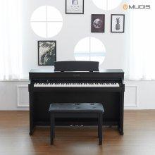 전자 디지털피아노 MLP-600 + 1인용의자 목재해머건반[착불 40,000원]