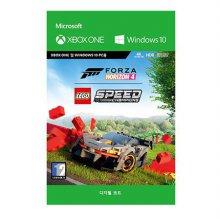 포르자 호라이즌4 레고 스피드 챔피언 [ XBOX ONE 및 Windows10 ] Xbox Digital Code