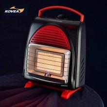 코베아 세라믹 히터 블랙 가스 히터 KGH0203BK 캠핑 난로