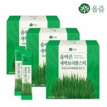 올바른 새싹보리환 스틱 30포 x 3박스(총90포)