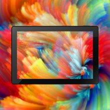 ATHENA The X(32G)/태블릿PC/10.1 IPS/인강/최신OS/안드로이드9.0