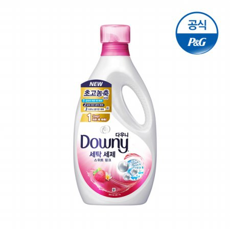 프리미엄 세탁세제 액체형 1.9L 핑크[D142]