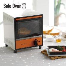 미니 솔로 오븐 토스터 (오렌지 / 화이트)