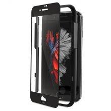 3D 풀커버 강화유리 액정보호필름 - 아이폰 6/6S(블랙)