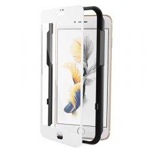3D 풀커버 강화유리 액정보호필름 - 아이폰 6+/6S+(화이트)