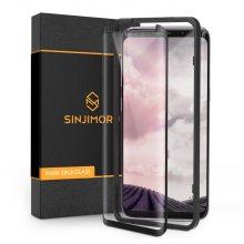 갤럭시 S8플러스 5D 풀커버 강화유리 액정보호필름