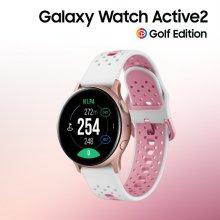 [추가할인쿠폰]삼성 갤럭시 워치 액티브2 골프 에디션 GPS 골프거리측정기(40mm)