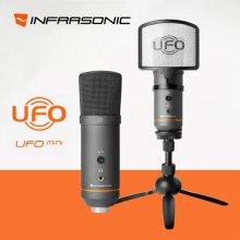 [견적가능] 인프라소닉 UFO mini 올인원 콘덴서 마이크 인터넷방송