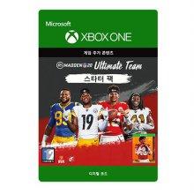 메이든 NFL 20 : 슈퍼스타 에디션 [XBOX ONE] Xbox Digital Code