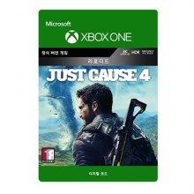 저스트 커즈 4 : 리로디드 [XBOX ONE] Xbox Digital Code
