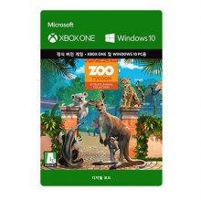 주 타이쿤 : 얼티밋 애니멀 컬렉션 [XBOX ONE & Win10] Xbox Digital Code