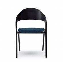 LOLLY(롤리) M401E 좌판패딩형 인테리어 의자(글라이드)