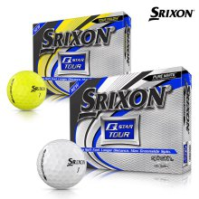 20 스릭슨 큐스타 투어3 골프공 12알 화이트볼 옐로우볼 골프용품 필드용품 SRIXON Q-STAR TOUR GOLF BALL