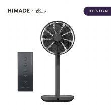 [AR체험]한일X하이메이드 HMD-1420BDEF 35cm 전자식 선풍기 [마그네틱리모컨/ 9엽날개/ BLDC모터]