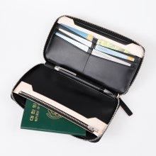 스마트폰 수납 장지갑 캐리어랏 블랙