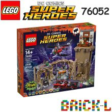 레고 76052 배트맨 클래식 TV 시리즈 배트케이브