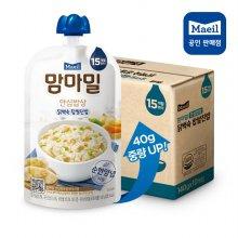 맘마밀 안심밥상 15개월 닭백숙찹쌀진밥 10팩