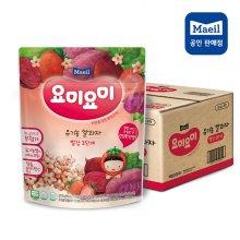 요미요미 쌀과자 2단계 빨강 8봉