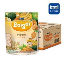 요미요미 쌀과자 2단계 노랑 8봉
