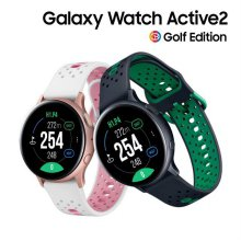 [특가] 삼성 갤럭시 워치 액티브2 골프 에디션 GPS 골프거리측정기(40mm)