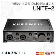 [히든특가] 영창커즈와일 오디오 인터페이스 UNITE-2 / UNITE2