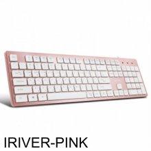 PC시리즈 IRIVER 아이솔레이션 IR-K2000 핑크 키보드
