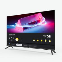 109cm google android TV BT50 / A43I [스탠드 자가 설치]