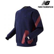 [뉴발란스] 클래식 그래픽 맨투맨 티셔츠 NBNC81L123-NA